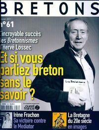 Bretons n°61 : Et si vous parliez breton sans le savoir ? - Collectif - Livre