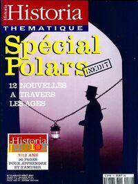 Historia thématique n°72 : Spécial polars - Collectif - Livre