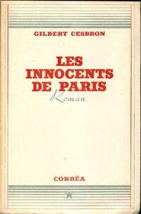 Les innocents de Paris - Gilbert Cesbron - Livre