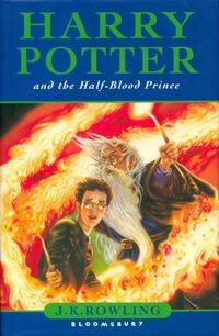 Harry potter and the half-blood prince Tome VI - Joanne K. Rowling - Livre