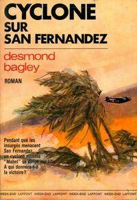 Cyclone sur San Fernandez - Desmond Bagley - Livre