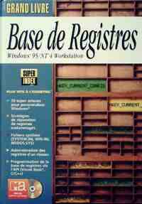 Base de registres. Windows 95-NT 4 workstation - Michael Freihof - Livre