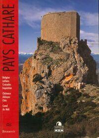 Pays cathare - Michèle Aué - Livre