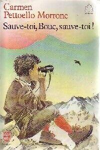 Sauve-toi, Bouc, sauve-toi ! - Morrone Carmen Pettoello - Livre
