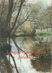 Langue et littératures Picardes - Pierre Ivart - Livre