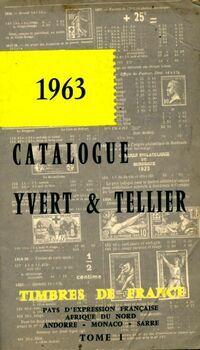 Catalogue Yvert et Tellier - Yvert & Tellier - Livre
