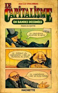 Le capitalisme en bandes dessinées - Jean-Luc Chalumeau - Livre