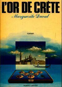 L'or de Crète - Marguerite Duval - Livre