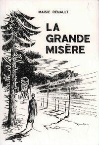 La grande misère - Maisie Renault - Livre