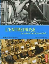 L'entreprise : Un acteur clé de la société - Philippe Hayat - Livre