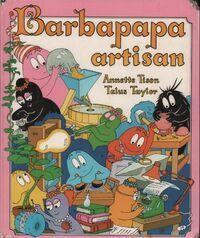 Barbapapa artisan - Annette Tison - Livre