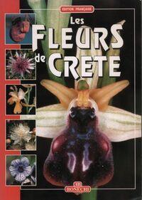 Les fleurs de Crète - Marina Clauser - Livre