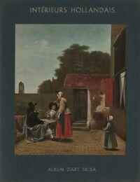 Intérieurs hollandais - Inconnu - Livre