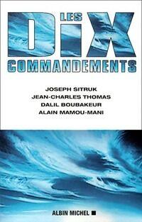 Les dix commandements - Collectif - Livre