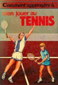 Comment apprendre à jouer au tennis - Luis Garcia - Livre