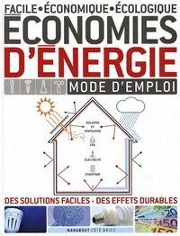 Economies d'énergie. Mode d'emploi - Albert Jackson - Livre