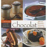 Chocolat - Colette Hanicotte - Livre