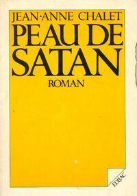 Peau de Satan - Jean Anne Chalet - Livre