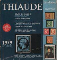 Catalogue Thiaude 1979 - Collectif - Livre