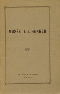 Musée J. J. Henner - Collectif - Livre