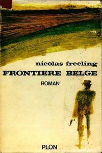 Frontière belge - Nicolas Freeling - Livre