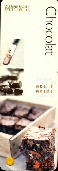 Chocolat - Caroline Gibert - Livre