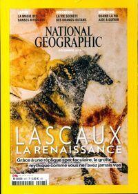 National Geographic n°207 : Lascaux, la renaissance - Collectif - Livre