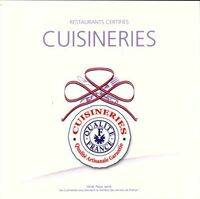 Restaurants certifiés cuisineries - Collectif - Livre