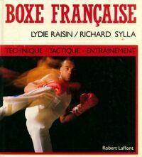 Boxe française - Richard Raison - Livre