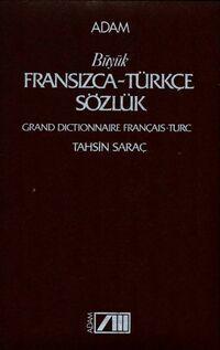 Dictionnaire Français-Turc - Tahsin Sarac - Livre