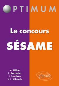 Le concours sésame - Julien Sandras - Livre