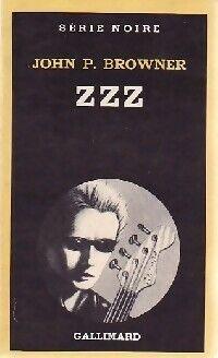 Zzz - John P. Browner - Livre