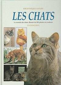 Les chats - Yvonne Rees - Livre