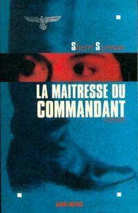 La maîtresse du commandant - Sherri Szeman - Livre