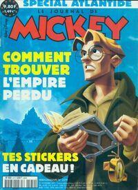 Le journal de Mickey n°2579 : Comment trouver l'empire perdu - Collectif - Livre