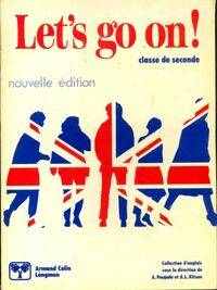 Let's go on ! seconde - Collectif - Livre