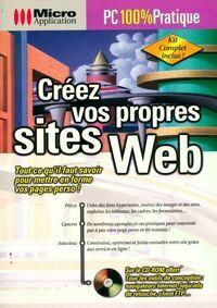 Créez vos propres sites web - Peter Müller - Livre
