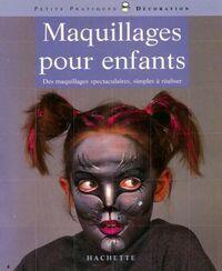 Maquillages pour enfants - Dany Sanz - Livre