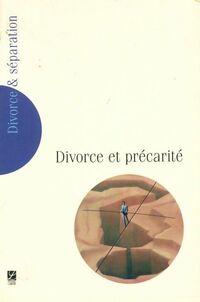 Divorce et précarité - Collectif - Livre