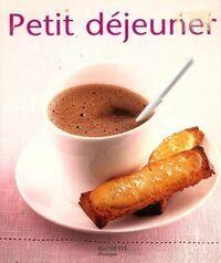 Petit déjeuner - Stephan Lagorce - Livre