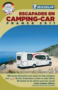 Escapades en camping-car France 2011 - Collectif - Livre