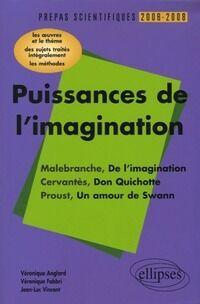 Puissances de l'imagination. Prépas scientifiques 2006-2008 - Collectif - Livre
