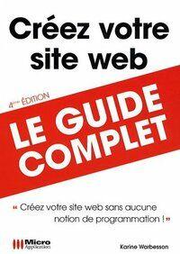 Créez votre site web - Collectif - Livre