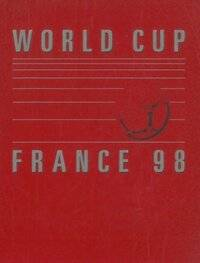 World cup France 98 - Collectif - Livre