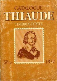 Catalogue Thiaude 1972 - Collectif - Livre