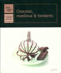 Chocolat, moelleux et fondants - Collectif - Livre