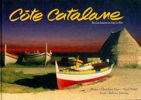 Côte catalane - Collectif - Livre