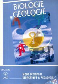 Biologie, géologie fascicule I : Mode d'emploi - Collectif - Livre