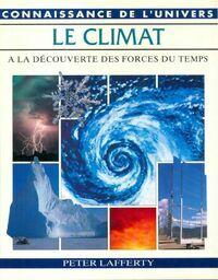 Le climat - Peter Lafferty - Livre