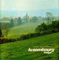 Luxembourg belge - Jean Mergeai - Livre